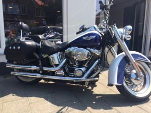 Harley Davidson Softail Deluxe 2006 te koop