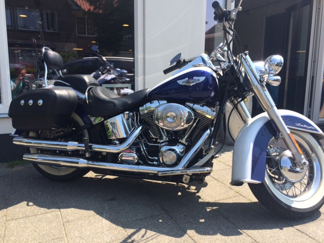 HARLEY DAVIDSON SOFTAIL DELUXE 2006