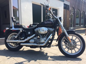 Harley Davidson Dyna 2002 te koop
