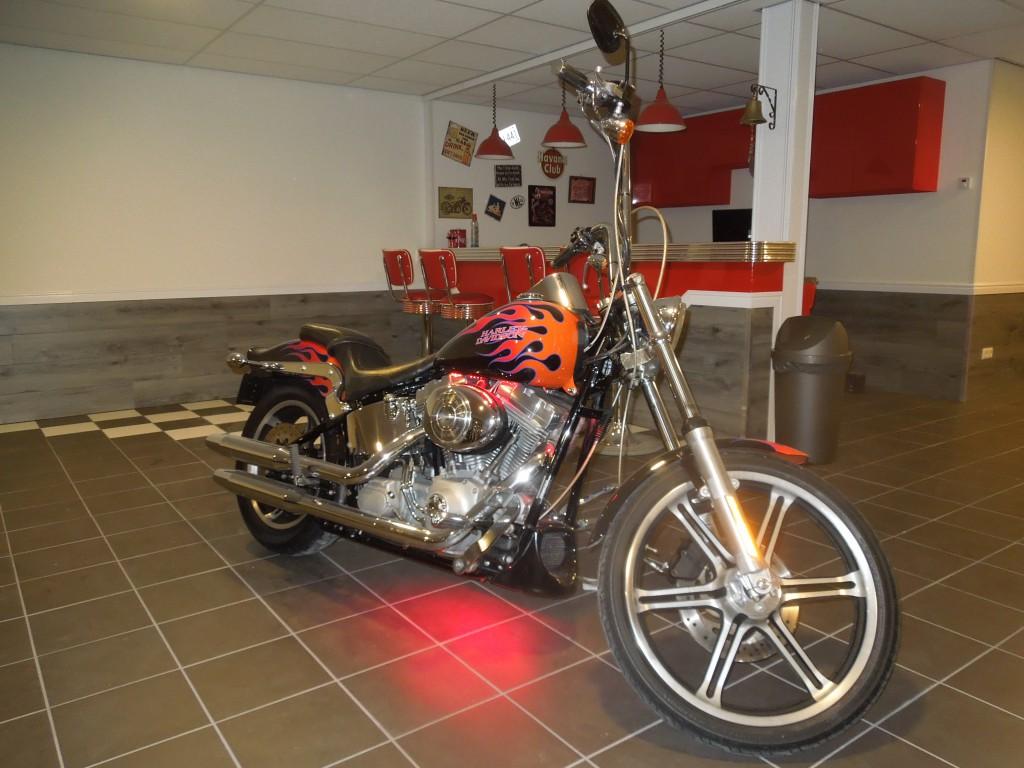 Harley Davidson Softail 2005 te koop