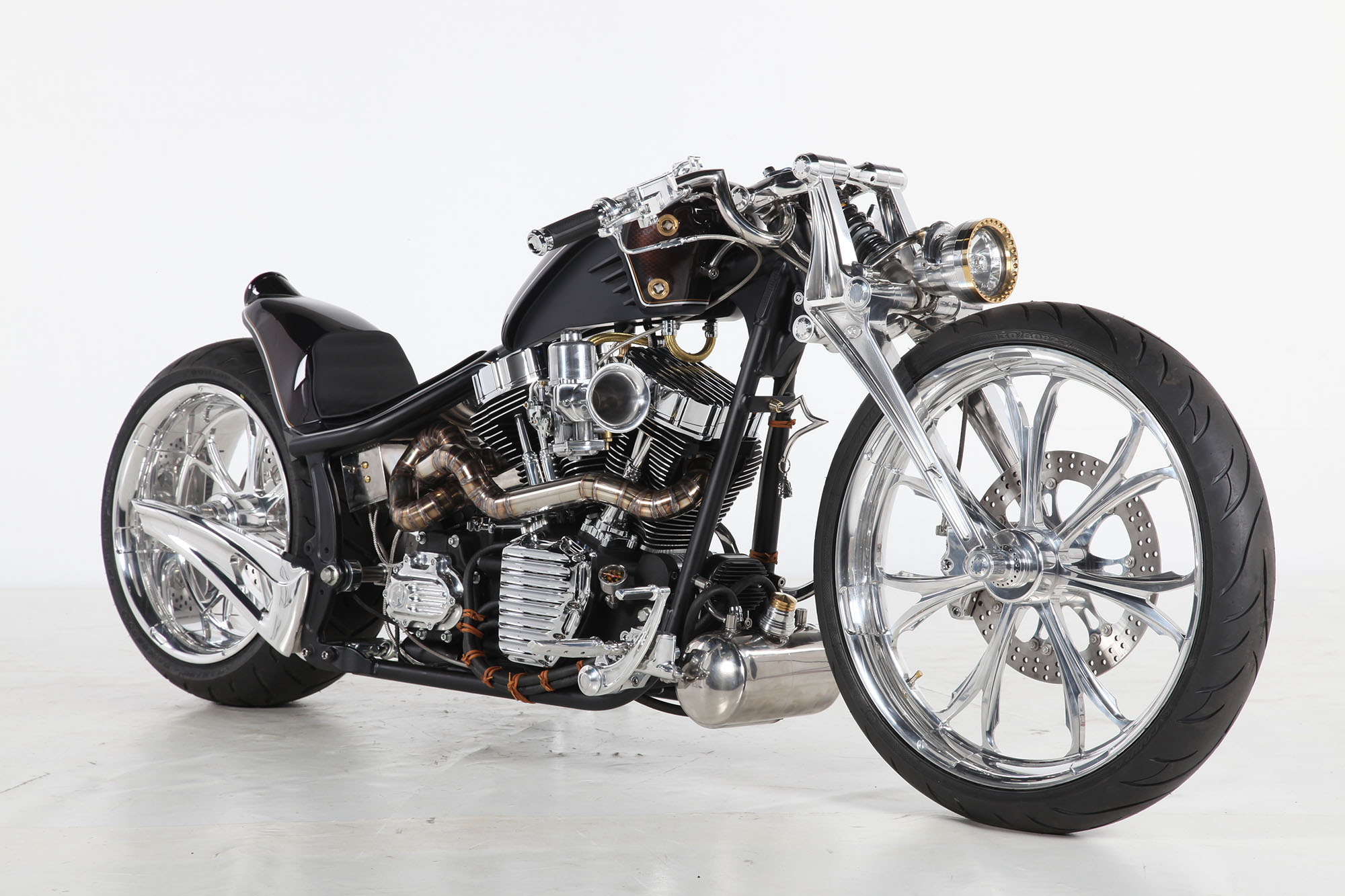 Harley Davidson Break Out