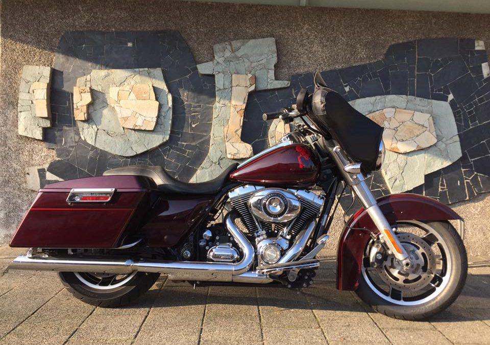 Harley Davidson Streetglide 2009